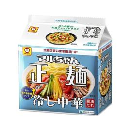 MARUCHAN Hiyashi Chuka 5 Pack
