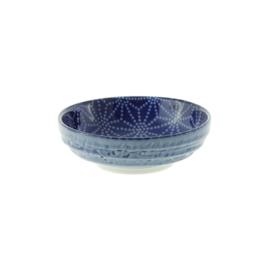 Rijsten kom  Nippon Blue Star 9,5x3cm