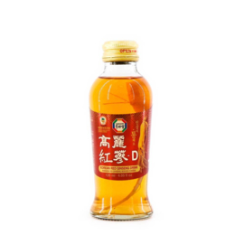Red Ginseng Drink Bottle 120ml