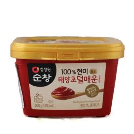 Korean Red Pepper Paste Extra Hot 500g