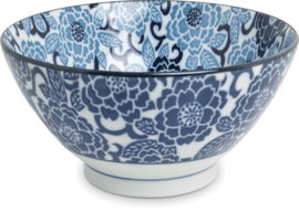 Kom Blauw Tsubaki  Ø18,5 cm | H9,3 cm3