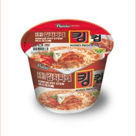 King cup ramen kimchi stew 110 gr