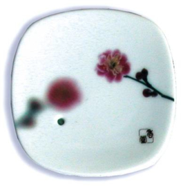 Incense Burner Yume no Yume Plum Flower