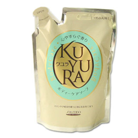 Kuyura Body Care Soap 400ml