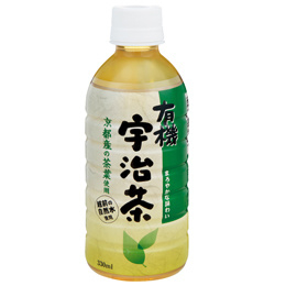 Uji Cha Green Tea 330ml