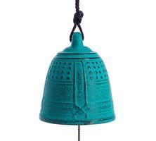 Iwachu Furin Feng Shui Bell Turquoise 5,5 cm