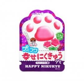 Puni Fuwa Nikukyu Gummy Grape