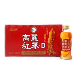 Red Ginseng Drink Bottle 120ml