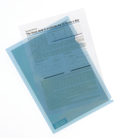 PLUS JAPAN Camouflage Folder
