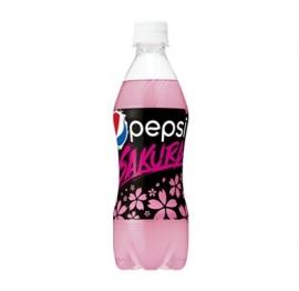 Pepsi Sakura 490ml