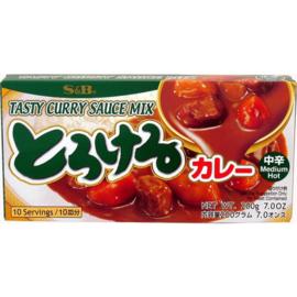 Torokeru Curry Medium Hot Seasoning 200g