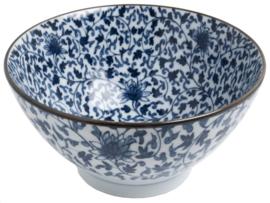 Iron blue Japan Madeliefjes  Ø18 cm | H9 cm