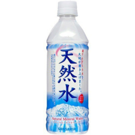Sangaria Tennen-Sui Natural Water 500ml