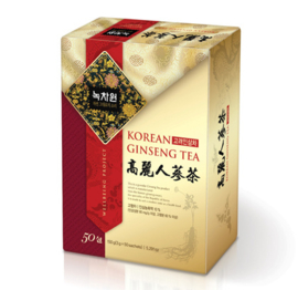 Korean Ginseng Tea 50pcs 150g