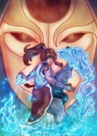 The Legend of Korra Art Print