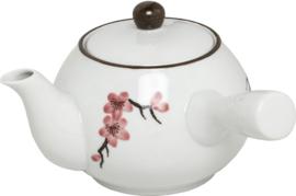 Theepot 1000ml Japanese style sakura