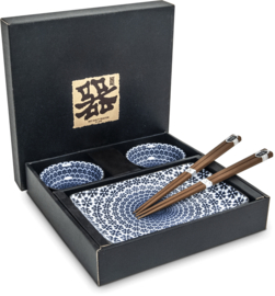 Sushi set Japanese  6 pcs