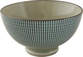 Bowl Tokusa Blue Berge  Ø12,5 x H6,5 cm