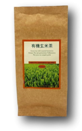 Yuuki Bio Genmaicha with Roasted Rice 100g
