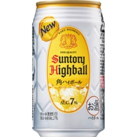 Suntory Kaku Highball Can Whisky Soda 350ml 7%