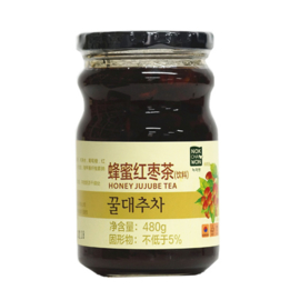 Korean Honey JuJuBe Tea 480g