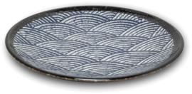 Japanse golf bord Ø22,5 cm | H3 cm