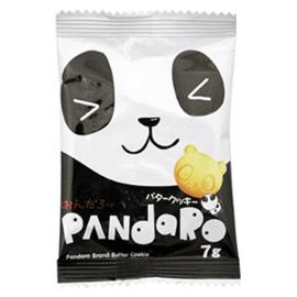Pandaro butter cookies 1 pcs