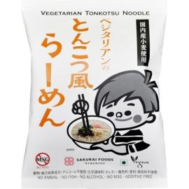 Vegetarian Tonkotsu Sakurai 138g