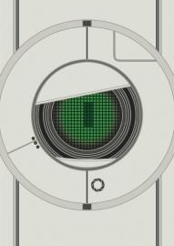 Portal D postkaart