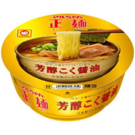 Maruchan Seimen Ramen Cup Noodles Shoyu 111g