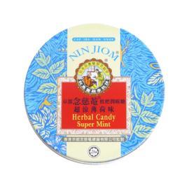 Nin Jiom Super Mint Herbal Candy