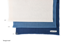 Tenugui Towel 069 White 38 x 90 cm