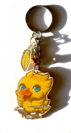 Final Fantasy Chocobo Keychain