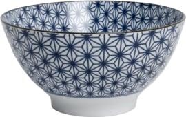 Japanese star pattern  Ø18,4 cm | H9,4 cm