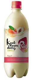 Makgeolli Korean Rise wine Peach 750ml