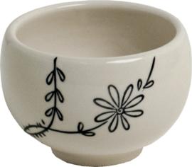 Thee kop Japan Fleur Noir