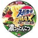 Acecook Super Cup Max Tonkotsu Ramen 120g