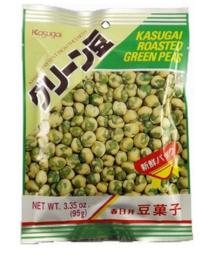 Kasugai Green Mame Peas 81g