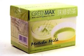 Matcha Latte melk poeder 20g x 10 bags