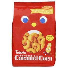 Caramel Corn Original Tohato 80g