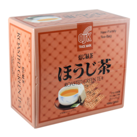 New Family One Cup Hoji Cha Tea Bag (Roasted)