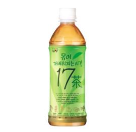 Koreaanse Namyang 17cha groene thee 500ml