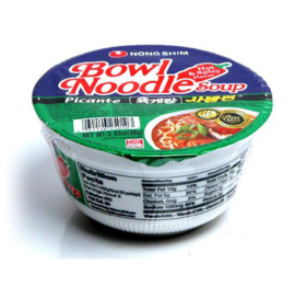 Hot & Spicy Bowl 86g