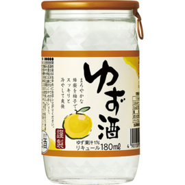 Yuzushu Cup King (Japanese Lime Wine)