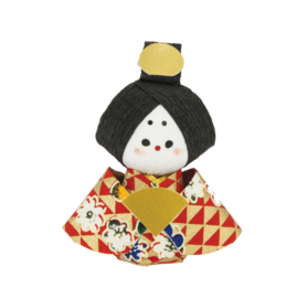 Empress Okiagari Roly-poly Doll