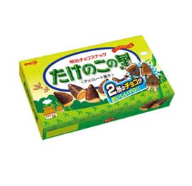 Takenoko No Sato Meiji Chocolate 70g