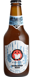 Hitachino Nest Lager White Ale  330ml  5.5%