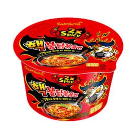 Nouilles instantanées coréen en bol saveur poulet piquante XL 105g
