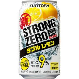 Fruit cocktail Strong Zero Lemon 9% 350ml