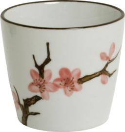 Theekop Sakura Ø8 cm | H7 cm